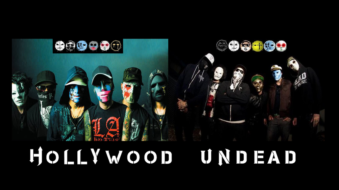 Hollywood Undead Desktop Pack by IWillBeYourRabbit on ...