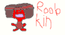 rouByi kin stamp xD!!!!!!!!!!111 by Solo-The-Dragon