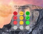 OSX Yosemite window buttons