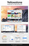 Yosemite for ElementaryOS (codename Yellowstone)