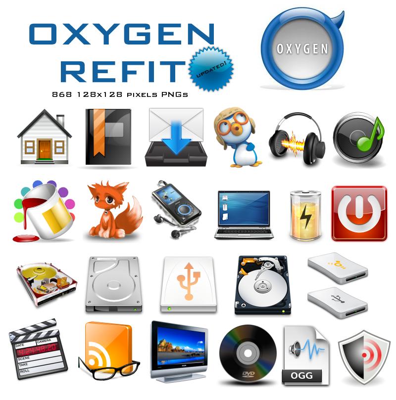 Oxygen-Refit by deviantdark