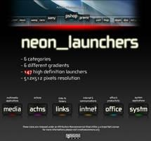 neon_launchers by deviantdark