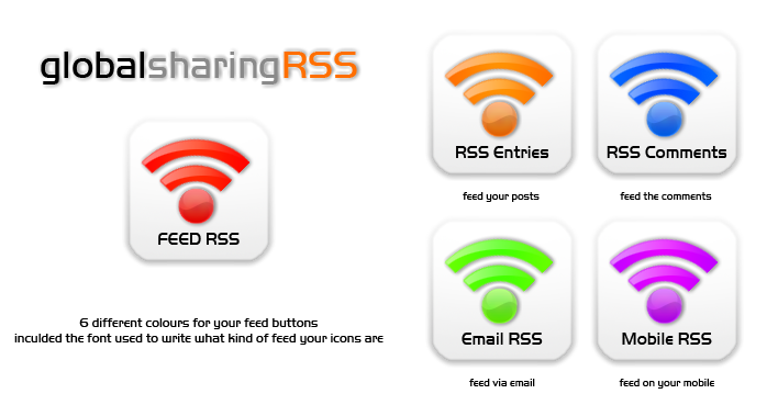 globalsharing RSS by deviantdark