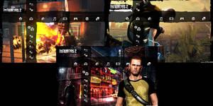 Infamous 2 PS3 Theme