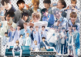 WannaOne Hite png pack by luoyingxband