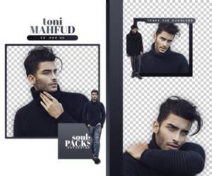 PNG 17 // TONI MAHFUD by SOULS-PNGS