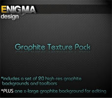 Graphite Texture Pack by Enigma-Design