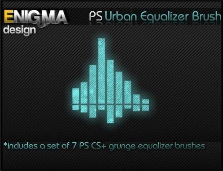 Urban Equalizer Brush by Enigma-Design
