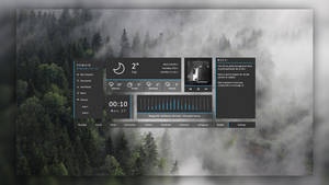 [Rainmeter] NUXHD / 1.1 by DD-921
