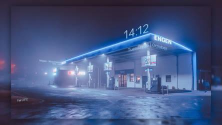 [Rainmeter] Cold / 1.0
