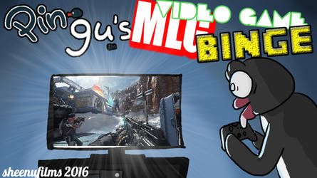 PINGU'S MLG VIDEO GAME BINGE!