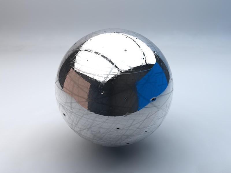 flipper ball material by net-surfer