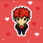 707 Chibi Pixel Art