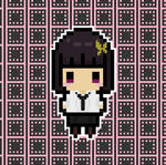 Yosano Chibi Pixel Art