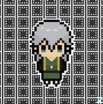 Fukuzawa Chibi Pixel Art
