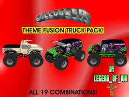 Fusion Themed Trucks Series #6 by legendofwii92