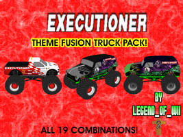 Fusion Themed Trucks Series #8 by legendofwii92