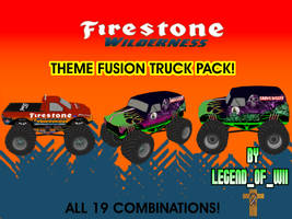Fusion Themed Trucks Series #9 by legendofwii92