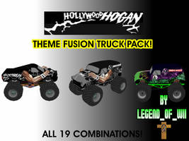 Fusion Themed Truck Series #11 by legendofwii92
