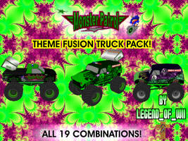 Fusion Themed Truck Series #12 by legendofwii92