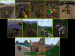 Old MTM1 Tracks MTM2 Remakes Pack by legendofwii92