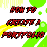 How to Create a Portfolio. by Dissension-7