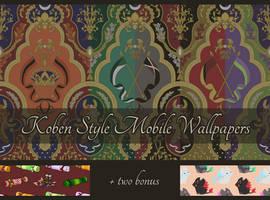 Arcem Alva: Koben Style Mobile Wallpapers