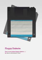 Free Floppy Disk by dan-Es
