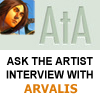 ASKtheARTIST Interview: ARVALIS by thefluffyshrimp