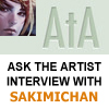ASKtheARTIST Interview: SAKIMICHAN by thefluffyshrimp
