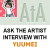 ASKtheARTIST Interview: YUUMEI by thefluffyshrimp