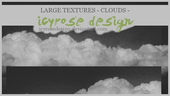 LargeTextures_clouds by icyrosedesign