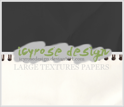 LargeTextures_papers by icyrosedesign