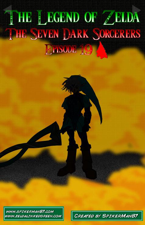 Zelda Seven Dark Sorcerers Episode 19
