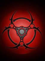 Bio Hazard nokia theme by xR4nD0mx3m0x