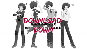 .::\BNHA/::. Tda Izuku Midoriya Model PACK DL DOWN