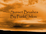Sunset Brushes++