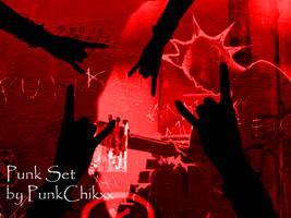 Punk Brushes++ by Punkchikxx