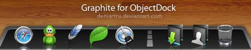 Graphite for ObjectDock by deniartru