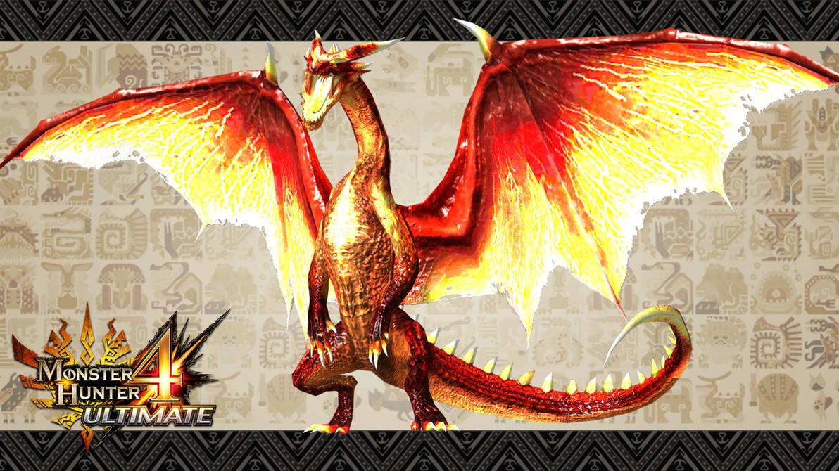 Super Crimson Fatalis by Rough-Chrysalis on DeviantArt