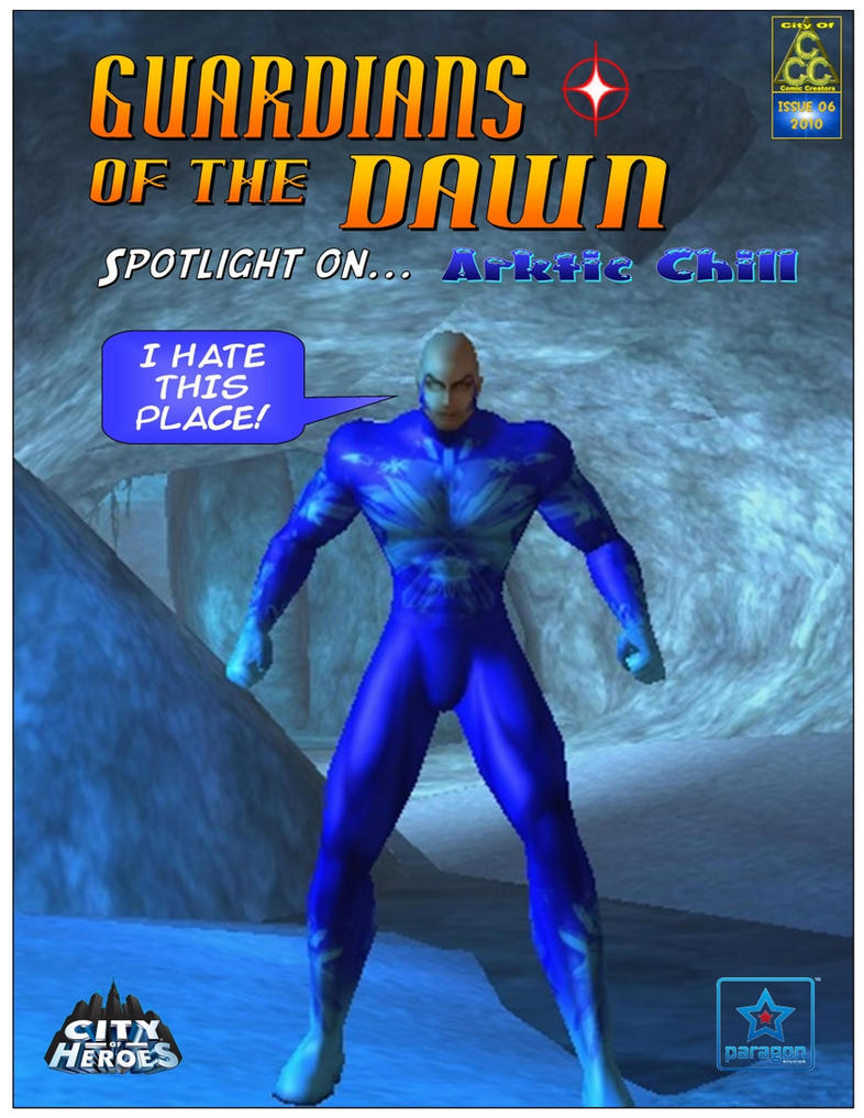 Guardians of the Dawn 06 by djmatt2
