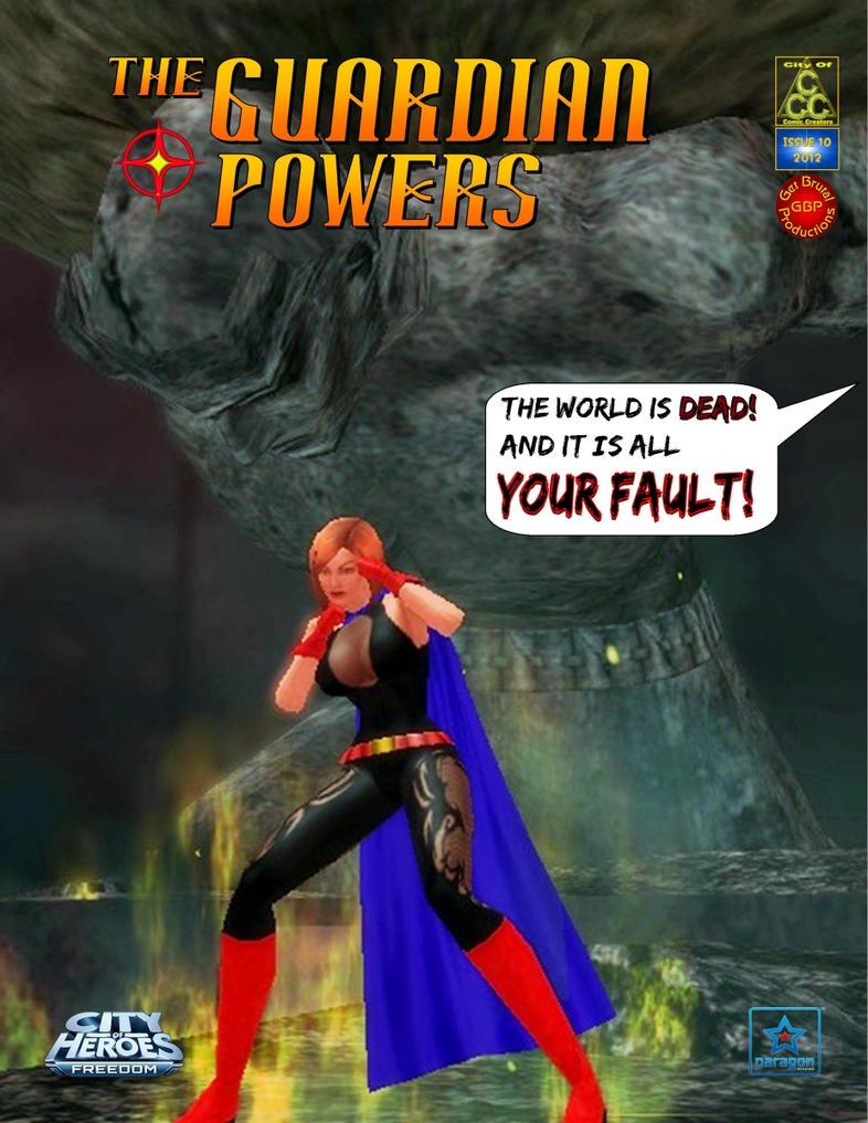 The Guardian Powers 10 by djmatt2