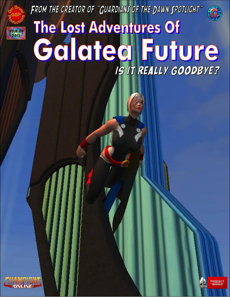 Galatea Future Issue 4 by djmatt2