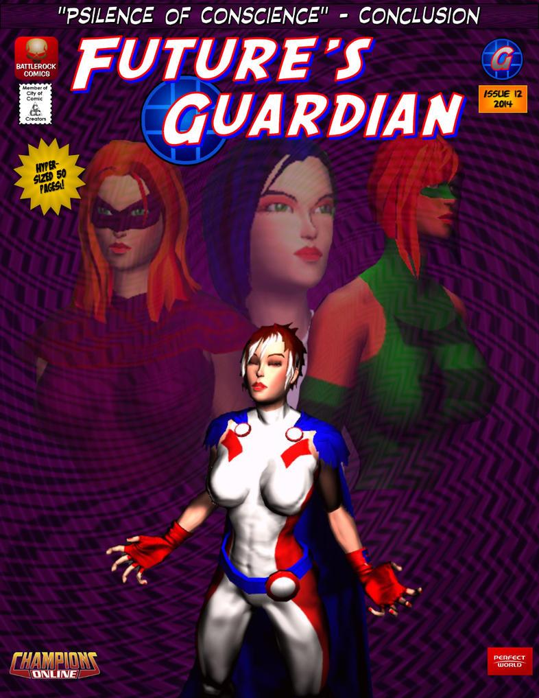 Future's Guardian 12 by djmatt2