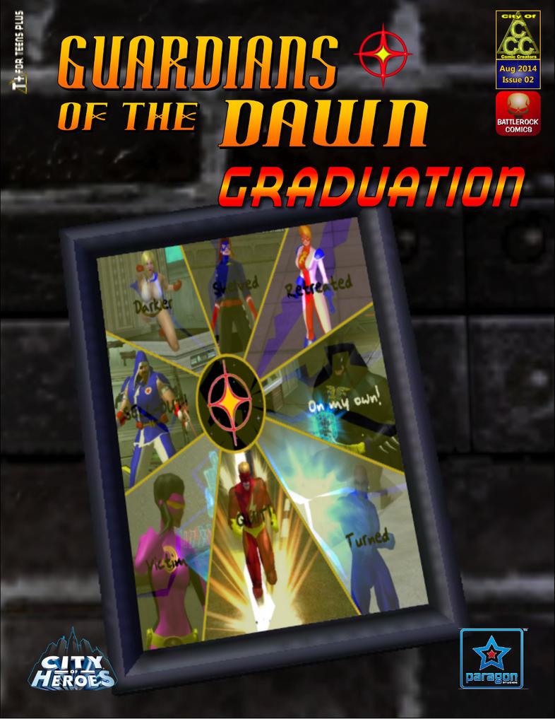 Guardians of the Dawn GRADUATION 02 by djmatt2