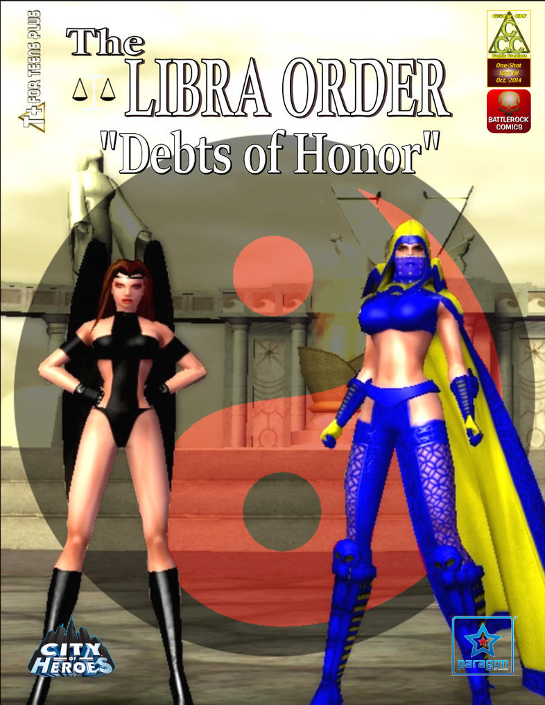 The Libra Order - Debts of Honor by djmatt2