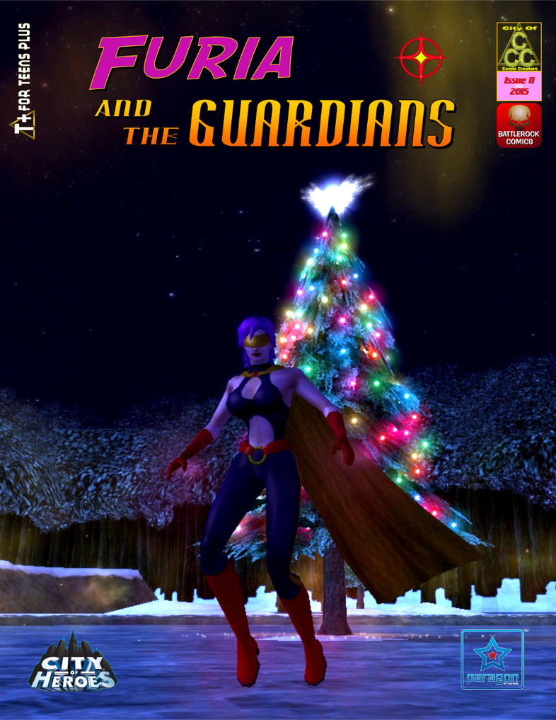 Furia and the Guardians 11 by djmatt2