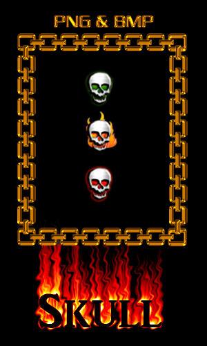 Skull by joancosi