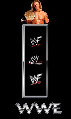 WWE by joancosi