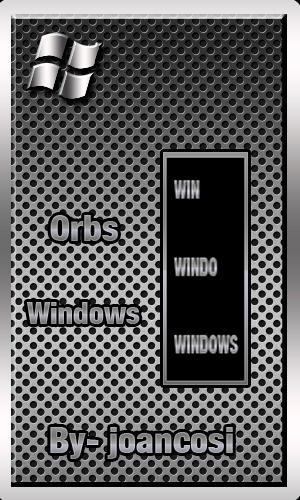 Orbs Windows by joancosi